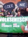 Energietisch-Demo vor dem Roten Rathaus