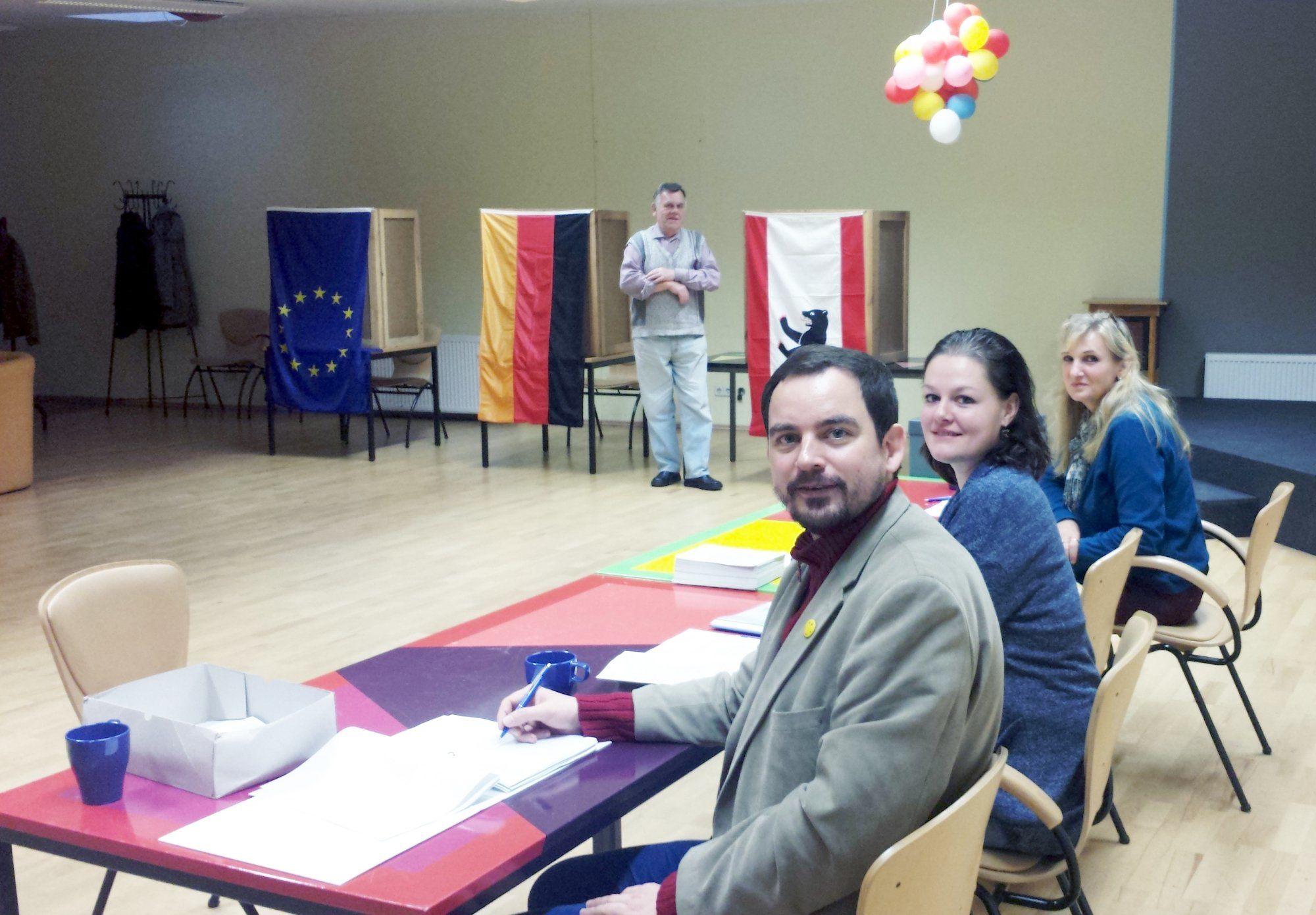 Abstimmungshelfer in Friedrichshain-Kreuzberg