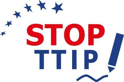 Stop TTIP-Logo