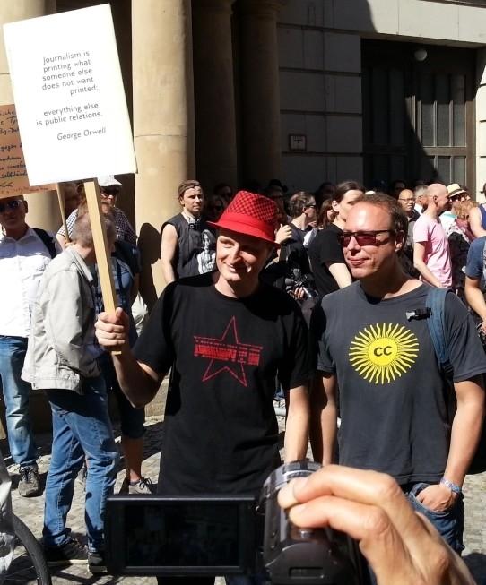 Demo für Grundrechte und Pressefreiheit 02