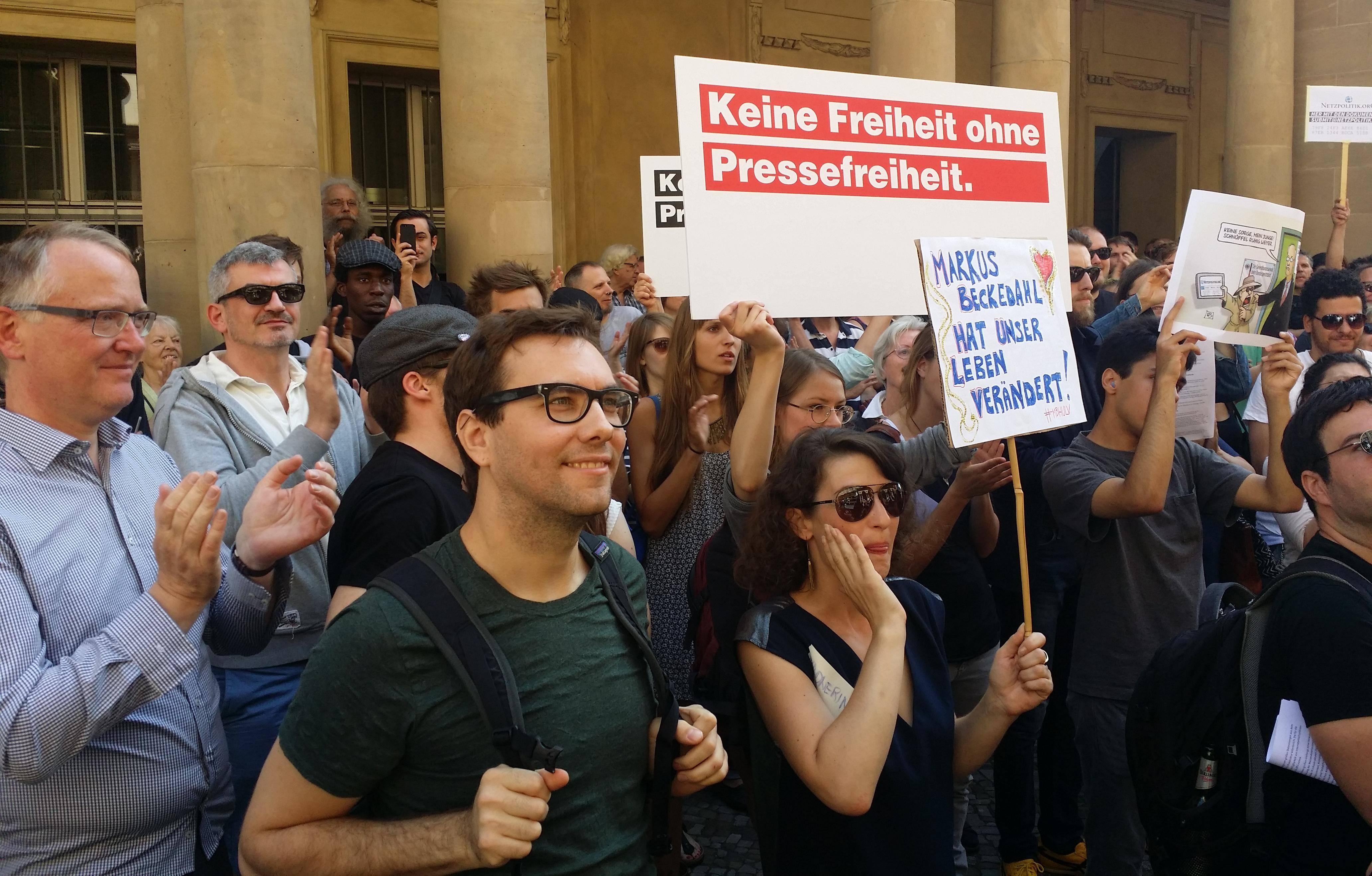 Demo für Grundrechte und Pressefreiheit 03
